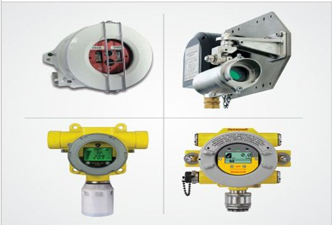 INDUSTRIAL FLAME & GAS DETECTORS